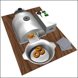 Пончиковые аппараты для малого и среднего бизнеса