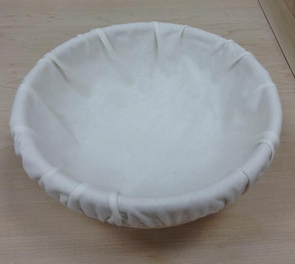 Форма для расстойки с антибактериальной тканью