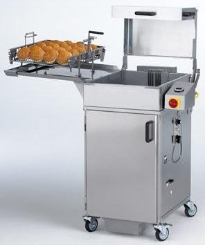 Фритюрница для пончиков 200 шт/час