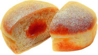 Пончик Берлинер с начинкой