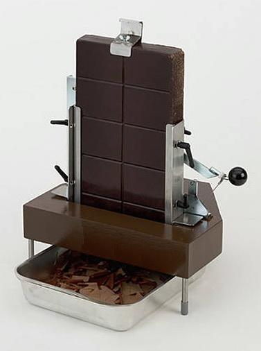 Машина для получения шоколадной стружки