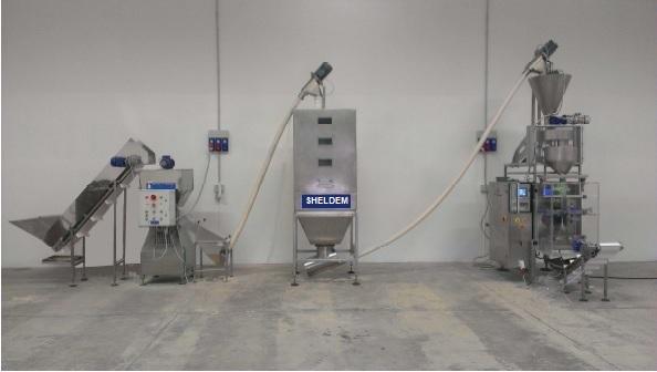 Оборудование для производства хлебной крошки