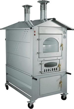 Дровяная печь Maxi 1250х540мм