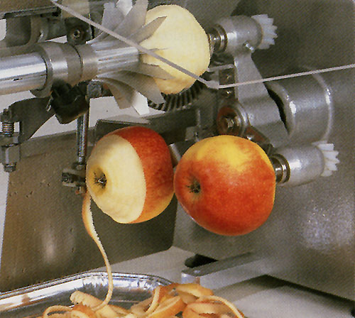 Машина для удаления косточек из яблок и груши