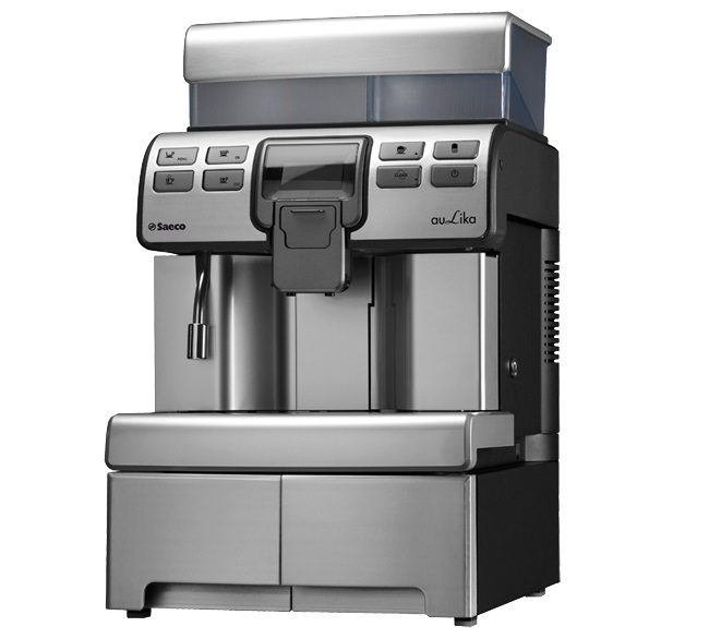Кофемашина для бизнеса Saeco Aulika