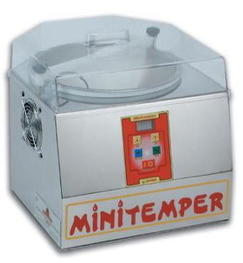 Машина для разогрева и приготовления глазури MINITEMPER