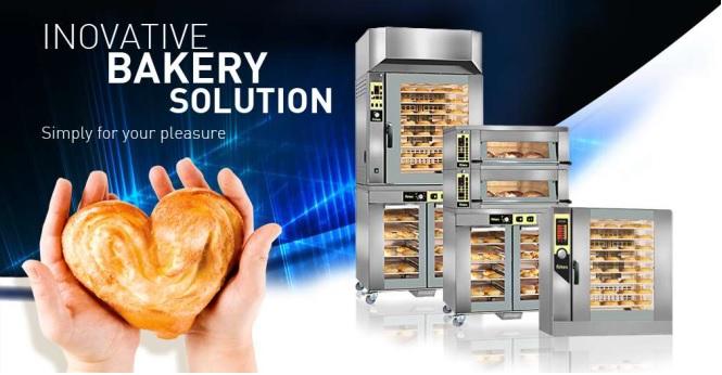 Конвекционные хлебопекарные печи
