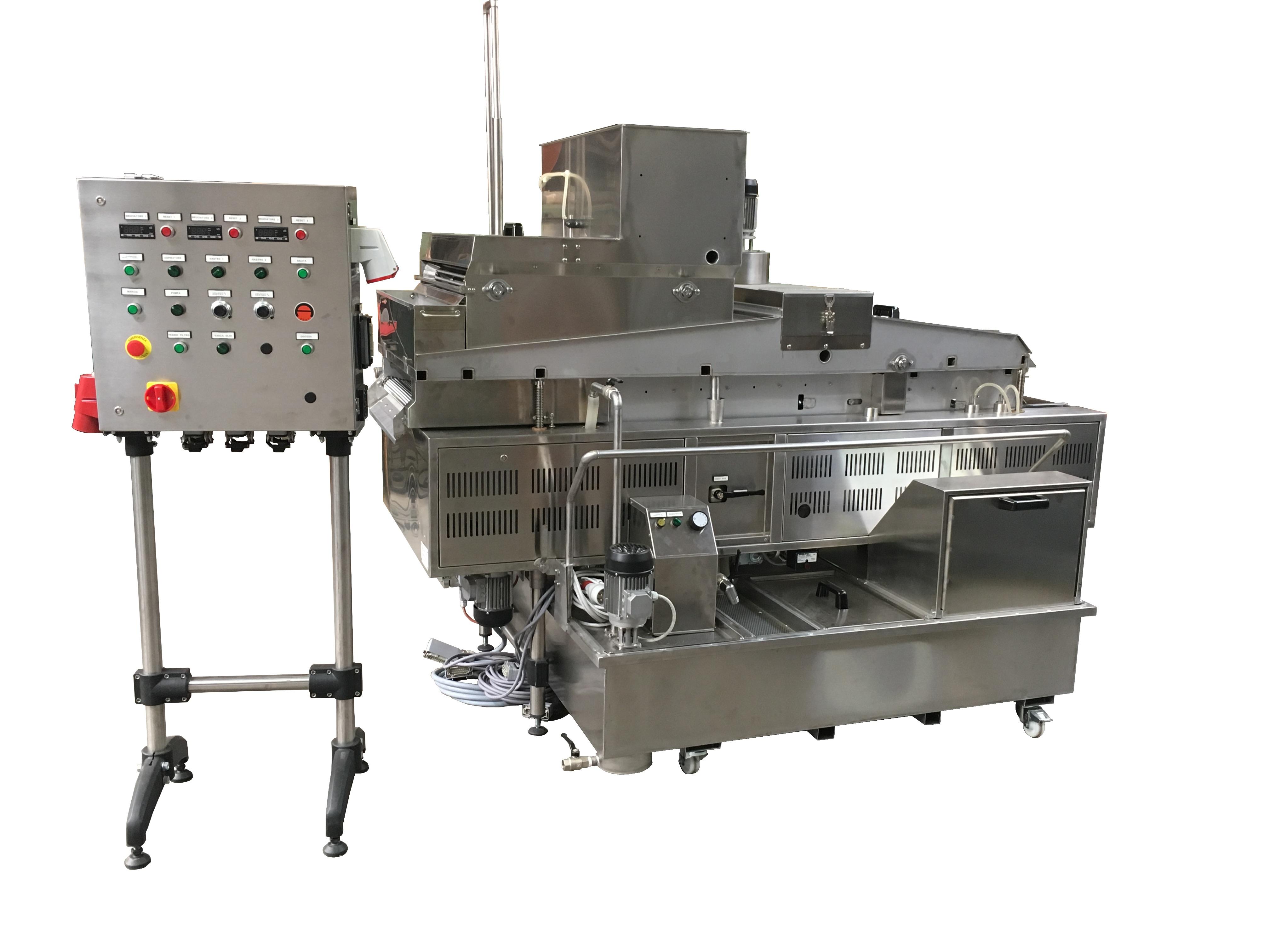 Фритюрница для обжарки орехов в оболочке