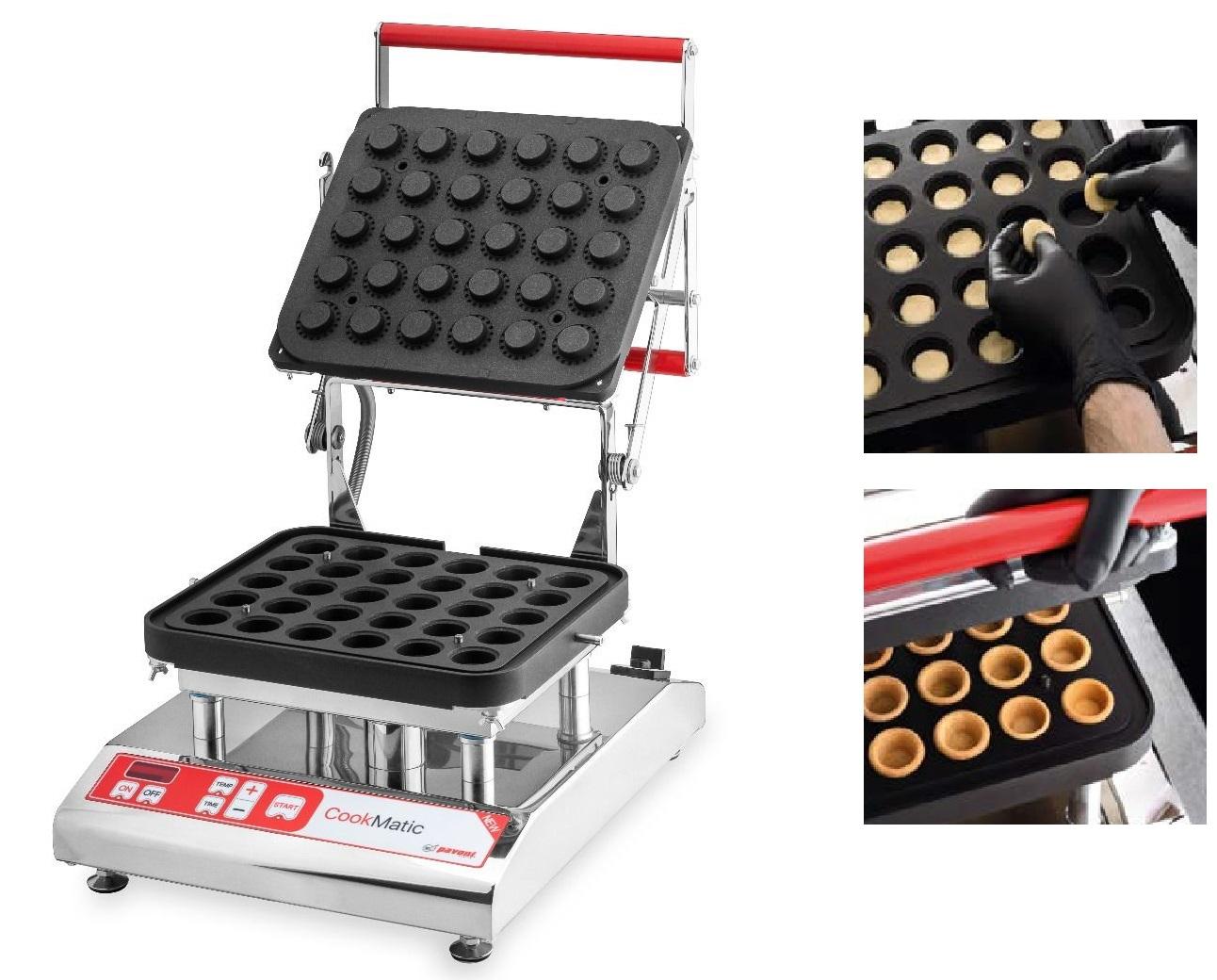 Тарталеточная машина New Cookmatic