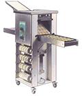 Машина для производства печенья роторного типа