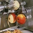 Машина для удаления косточек из яблок